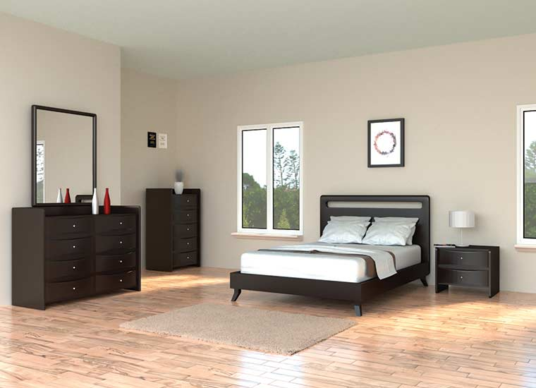 3d bedroom architecture